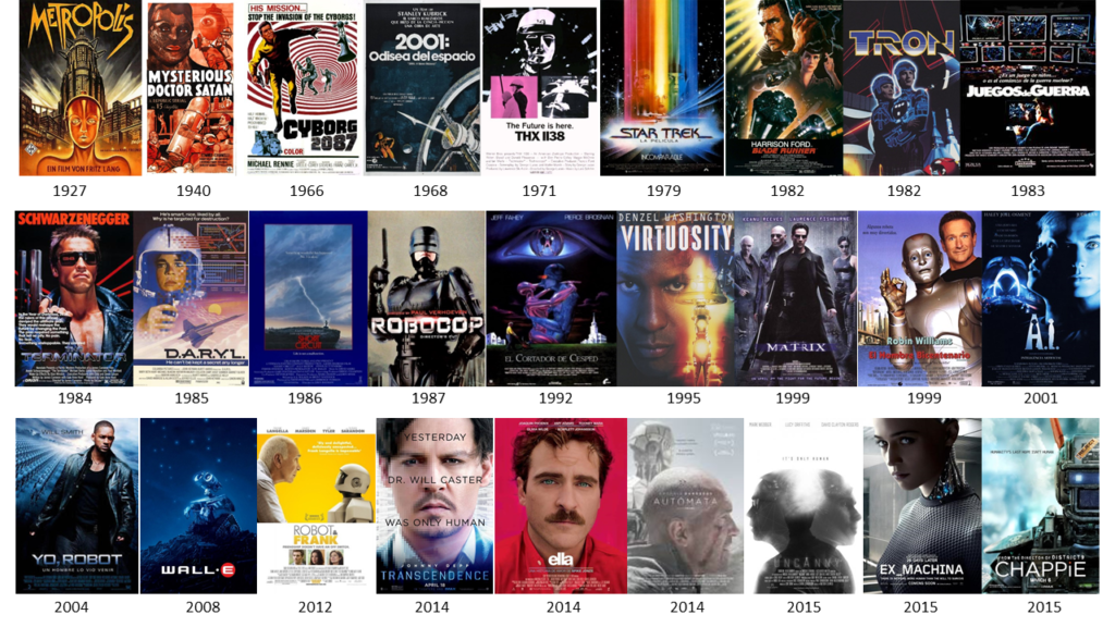 I.A. en el cine